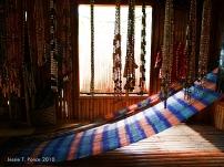 T'nalak and T'boli handicrafts on display