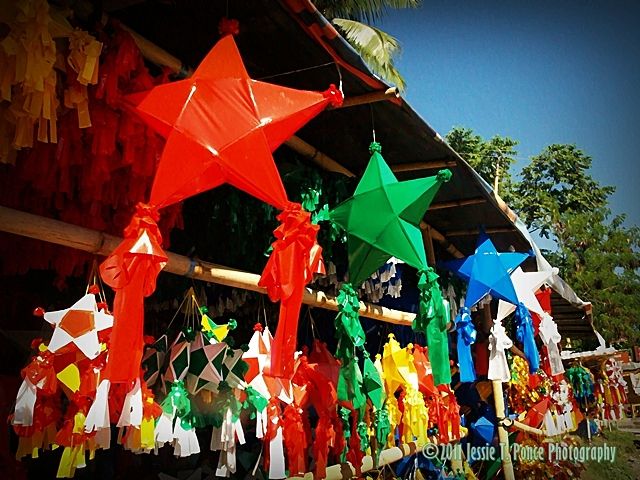 "Parol"" – Colorful Star of Christmas in the Philippines 