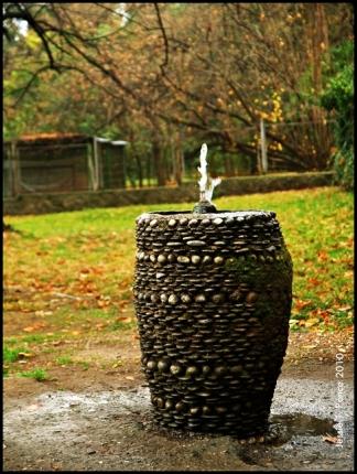 Fountain of Life, Tsinandali, Georgia 2011