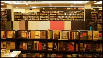 Books, Fort Bonifacio, Manila 2008