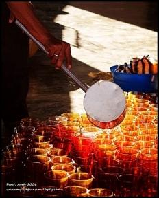 Village Feast, Aceh, Indonesia 2006