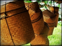 T'boli Baskets, Lake Sebu, Philippines 2010