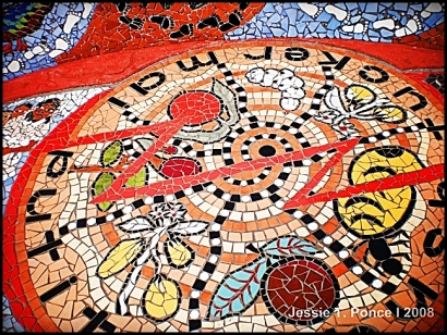Mosaic, Adelaide, South Australia 2008