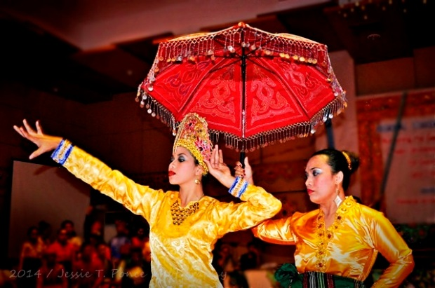"""Singkil Dancer 3"" / Mindanao, The Philippines"