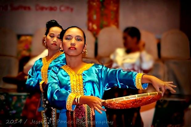 Singkil dance of Mindanao