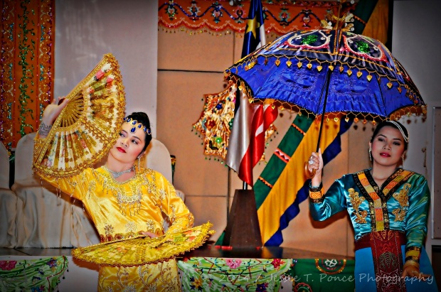 Singkil dance of Mindanao