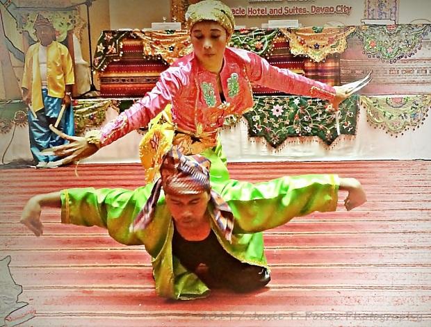Pangalay Dance