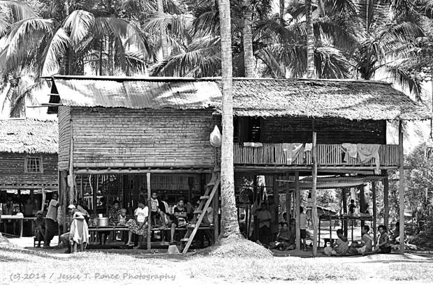 Drimdamasuk Village, PNG