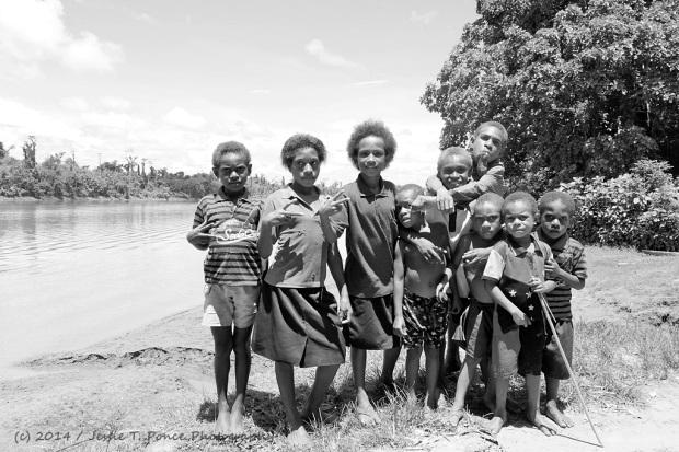 Drimdamasuk Village PNG
