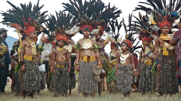 Goroka Show 2015