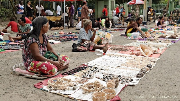Ela Beach Handicraft Market