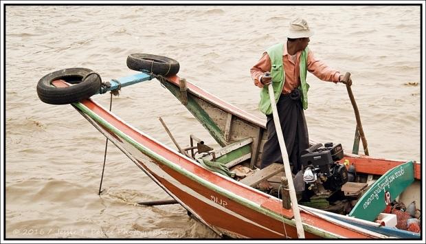 Ayeyarwady River