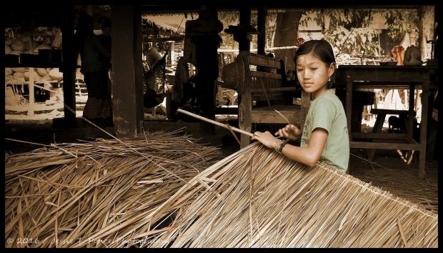 thatch weaving