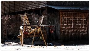 myanmar farm wagons