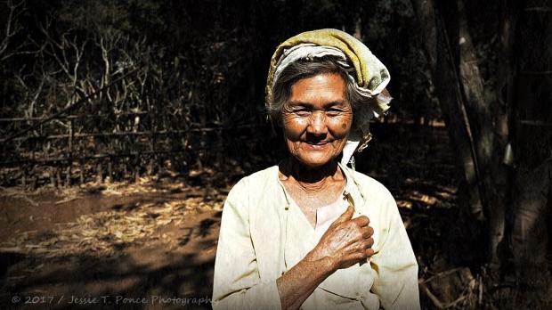 Village women of Myanmar