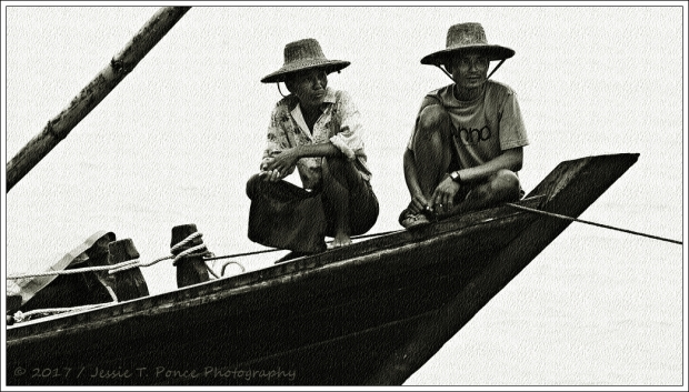 boatmen of Ngaputaw