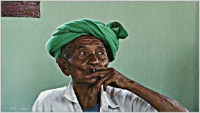 old man from shan state