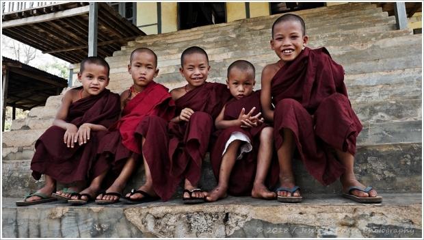 Buddhist Novitiates